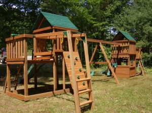 Mt. Washington Playset